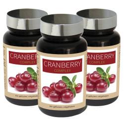 3 x Cranberry Complex