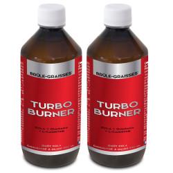 2 x Turbo Burner