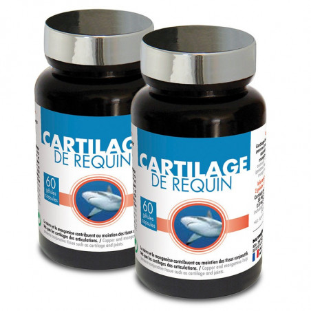 2 x CARTILAGE DE REQUIN
