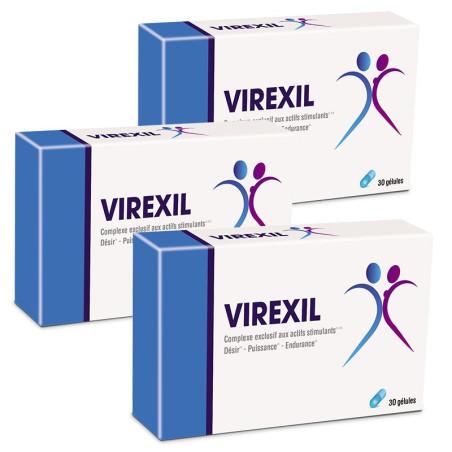 3 x VIREXIL