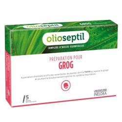 OLIOSEPTIL® PRÉPARATION POUR GROG
