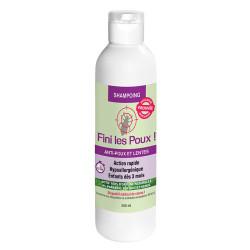 Shampoing Anti-poux et lentes
