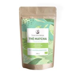 Poudre de thé vert matcha BIO