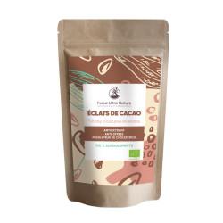 Eclats de fèves de cacao Bio