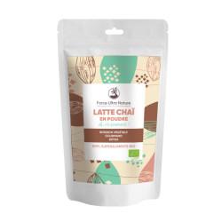 Latte chaï au cacao Bio