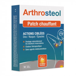 Arthrosteol Patchs Chauffants
