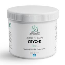 Argile de soin CRYO-K