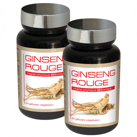2 x GINSENG ROUGE