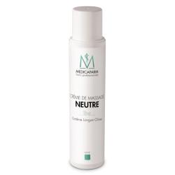 Crème de massage neutre - Extrême longue glisse