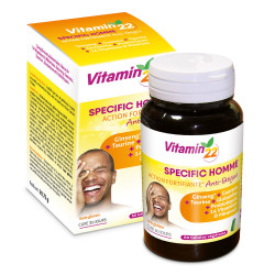 Vitamin'22 Specific Homme