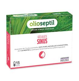 Gélules Sinus